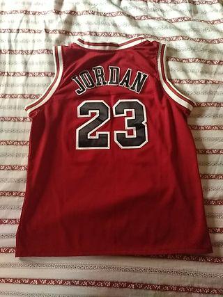 camiseta NBA Jordan 23