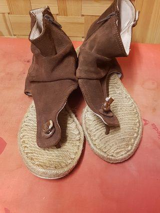 sandalias talla 37