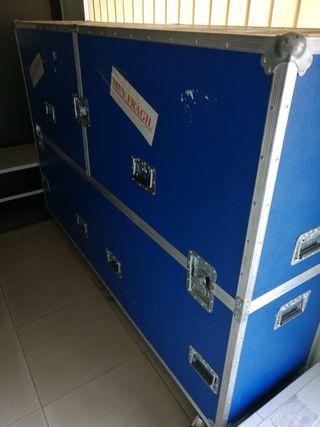 Maleta transporte flightcase