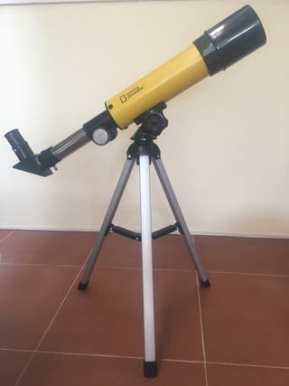 Telescopio infantil national geographic