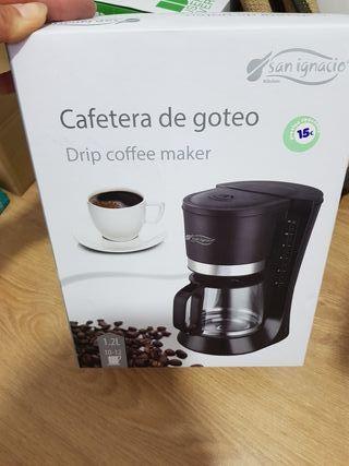 Cafetera a goteo