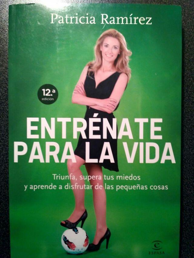 Libros Patricia Ramírez