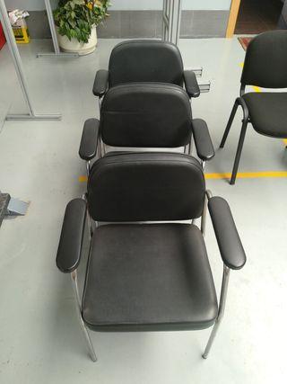 sillas para oficina o sala de espera