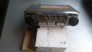 radio coche Blaupunkt Porsche
