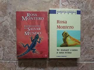 Libros Rosa Montero