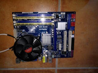 placa base 775 ddr2 y ddr3