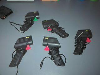 Scalextric original mandos