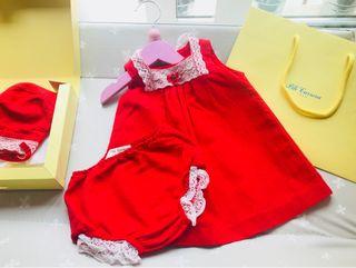 Vestido bebe niña Pili Carrera