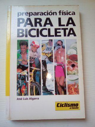 LIBRO-PREPARACIÓN FÍSICA PARA LA BICICLETA,1991