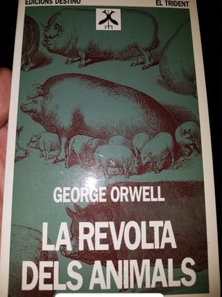 La revolta del animals - George Orwell