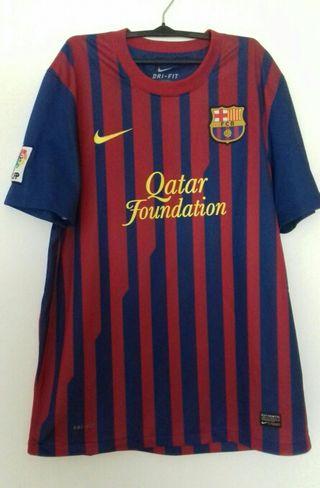 Camisetas Barcelona de segunda mano en Cornellà de Llobregat en WALLAPOP f1fc207c41d
