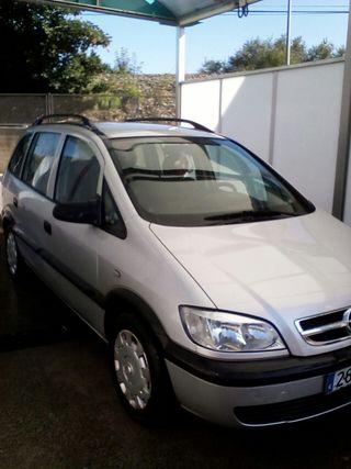 Opel Zafira 2.0 DTI 16V Club