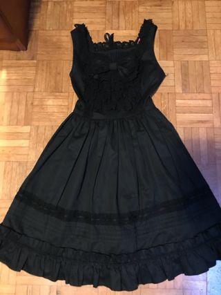 Jsk lolita Btssb vestido