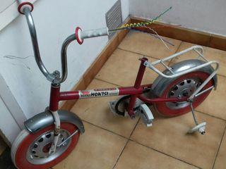 Bicicleta años '60