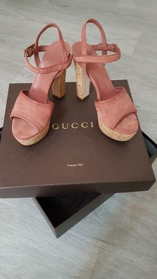 Sandalias Gucci Nuevas