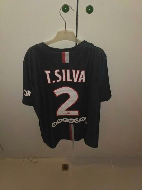 Camiseta PSG. Thiago Silva. talla S