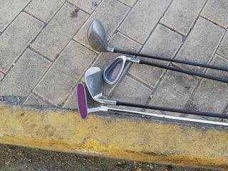 palos de golf