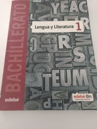 libro lengua y literatura.