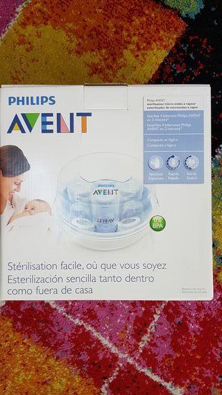 Philips Avent Esterilizador biberones nuevo