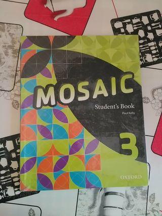 Libro Mosaic Ingles