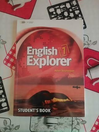 Libro English Explorer 1 de eso