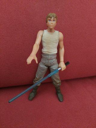 STAR WARS TSC Exclusiva Luke Skywalker Dagobah