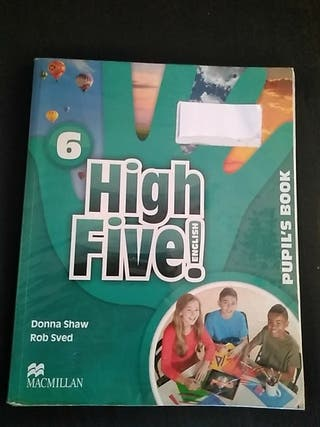 High five 6 Pupil's book