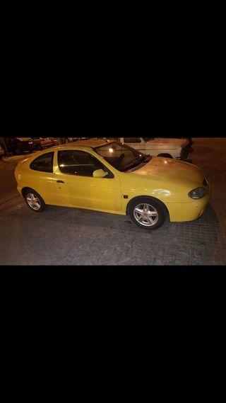 Renault Megane coupe sport