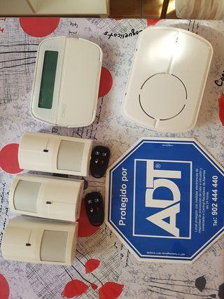 Sistema alarma ADT