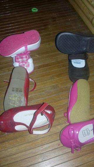 zapatos niña 20-21
