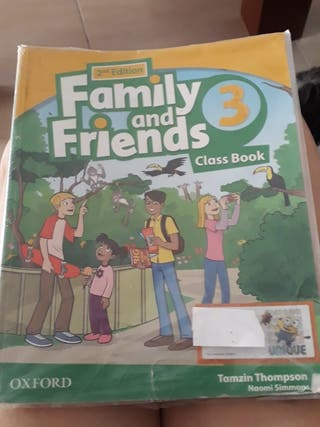 libro family and friends