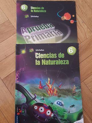 Superpixepolis Ciencias Naturales 6 Primaria