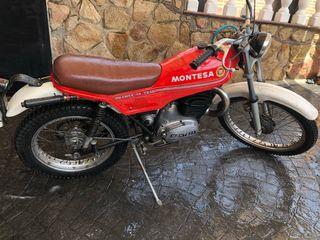 Montesa cota 74