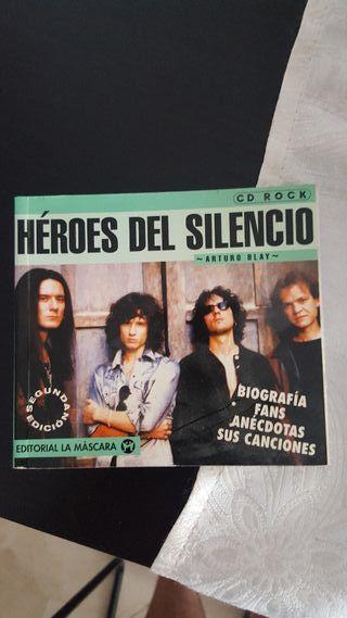 pequeño libro de heroes del silencio