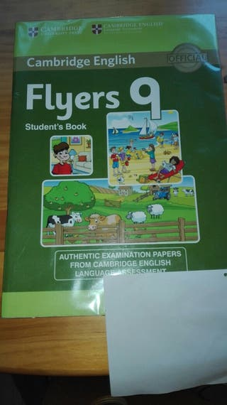Flyers 9, student`s book