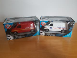 Rik y Rok furgonetas