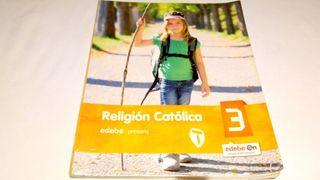 Religión Católica 3 EDEBE