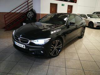 BMW 420d Xdrive Pack M4 Aut. Sport 2015 129.000 km