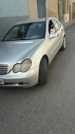 Mercedes-benz S class (220)