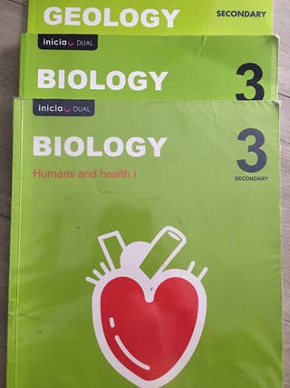 BIOLOGY GEOLOGY OXFORD 3ESO