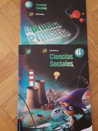 Superpixepolis Ciencias Sociales 6 de Primaria