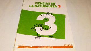 ciencias naturales 3 ANAYA