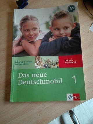 Libro alemán. DAS NEUE DEUTSCHMOBIL