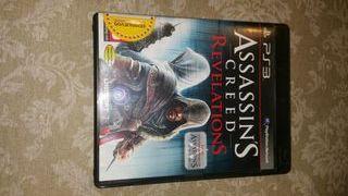 Juego ps3 Assassins Creed Revelation