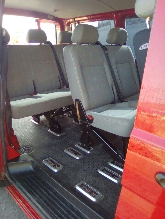 volkswagen transporter T5 1.9 TDI 2006