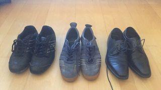 Zapatillas y zapatos a buen precio