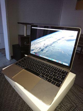 """MacBook 12"""" dorado"""