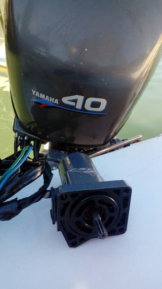Bobina motor electrica fueraborda yamaha 40 cv 4t