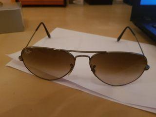 gafas aviador rayban