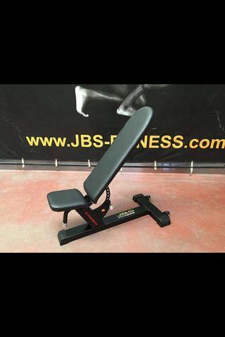 Maquinaria gimnasio nueva